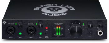 Black Lion Audio Releases Revolution 2×2 Audio Interface