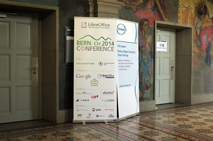 LibreOffice Conference 2014 at the Bern University