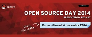 Open Source Day 2014 Red Hat