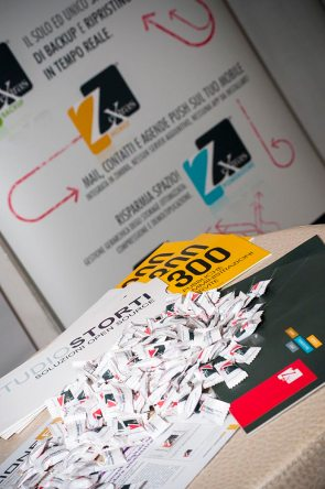 Studio Storti e ZeXtras SUITE - Open Source Conference14 Milano