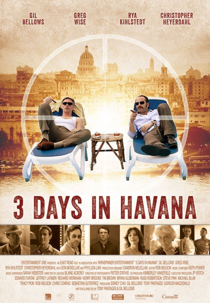 The Promotion People - 3 Days in Havana