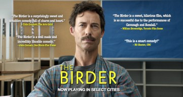 The Promotion People - Tom Cavanagh 'TheBirder'