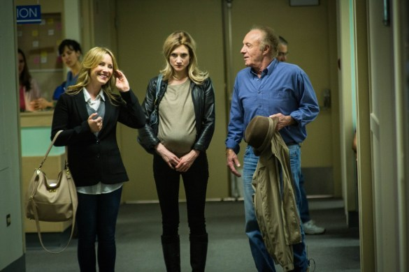 Preggoland_Lisa Durupt, Sonja Bennett and James Caan