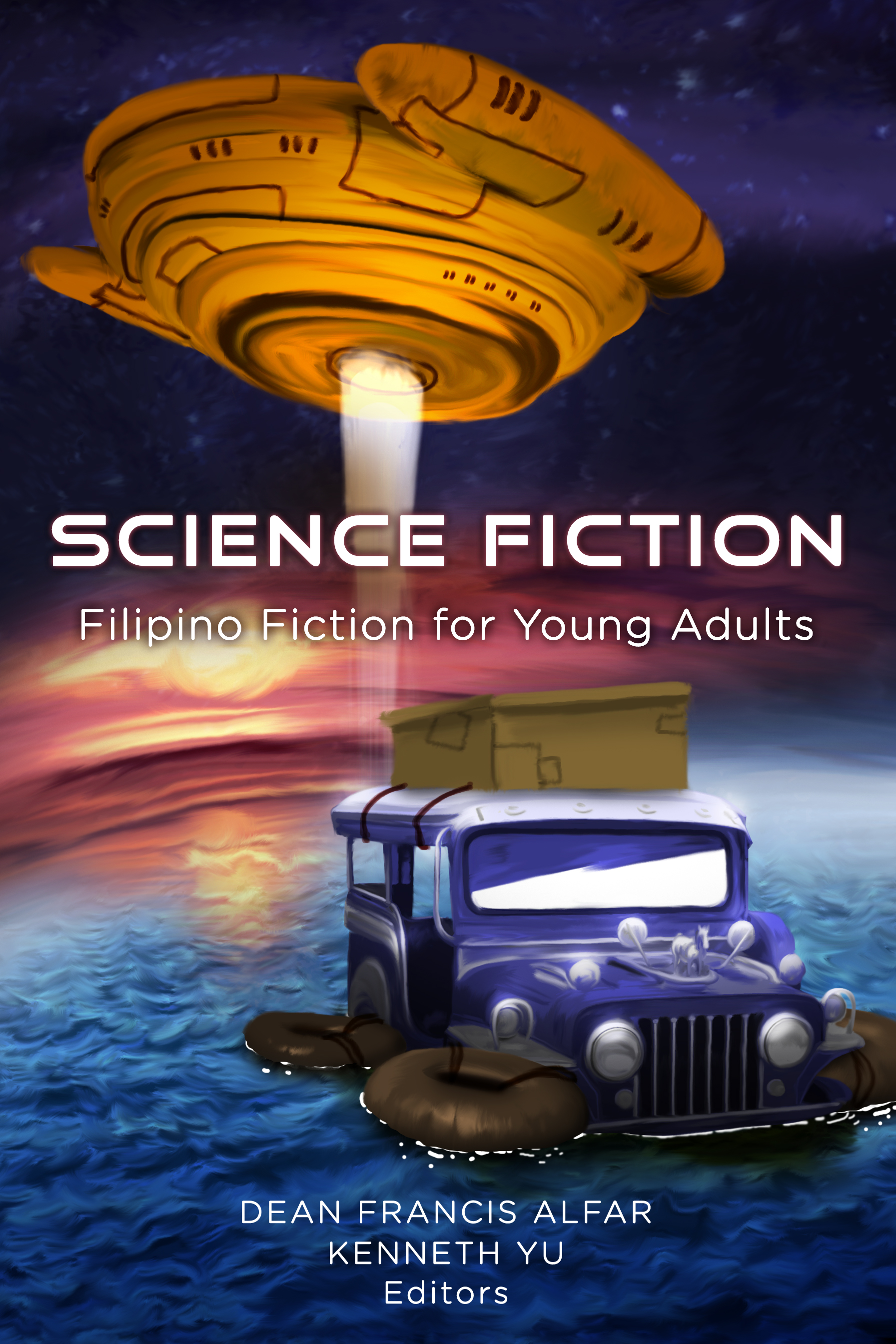 Science Fiction Filipino Fiction For Young Adults