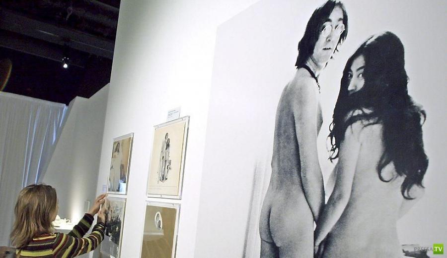 Yoko And John Nudes