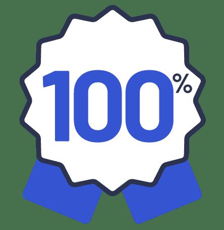 100% Uptime – Guaranteed