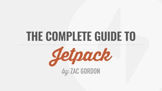 The complete guide to Jetpack course