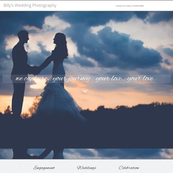 wedding-photography-website