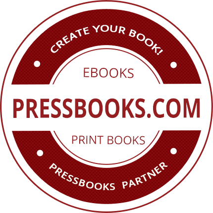Pressbooks Partner Badge