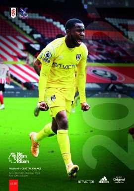 Fulham v Crystal Palace