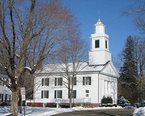 1st Church of Christ in Woodbridge, Connecticut