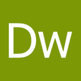 Dreamweaver CS4 Logo