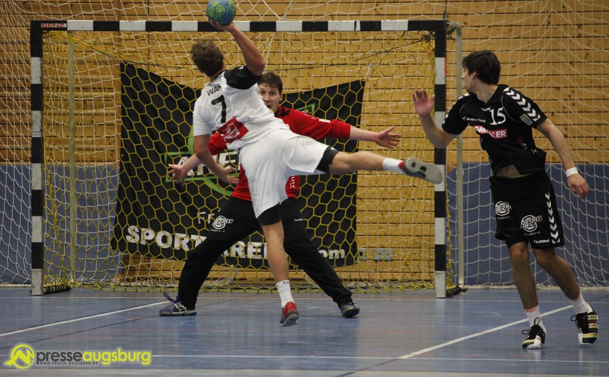 tsv handball knappe niederlage trotz panther unterst tzung presse augsburg nachrichten f r. Black Bedroom Furniture Sets. Home Design Ideas