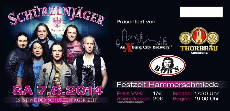 GEWINNSPIEL | Presse Augsburg lädt 3x2 Leser zu diesem Konzert ein. JETZT klicken und MITSPIELEN