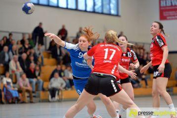 20160302_tsv_mainz_001 Haunstetter Zweitliga-Handballerinnen verlieren auch gegen Mainz Bildergalerien Handball News News Sport FSG Mainz 05/Budenheim TSV Haunstetten Handball |Presse Augsburg