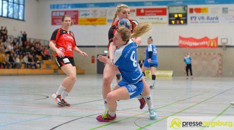 20160302_tsv_mainz_011 Haunstetter Zweitliga-Handballerinnen verlieren auch gegen Mainz Bildergalerien Handball News News Sport FSG Mainz 05/Budenheim TSV Haunstetten Handball |Presse Augsburg