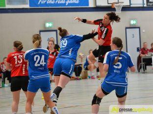 20160302_tsv_mainz_016 Haunstetter Zweitliga-Handballerinnen verlieren auch gegen Mainz Bildergalerien Handball News News Sport FSG Mainz 05/Budenheim TSV Haunstetten Handball |Presse Augsburg