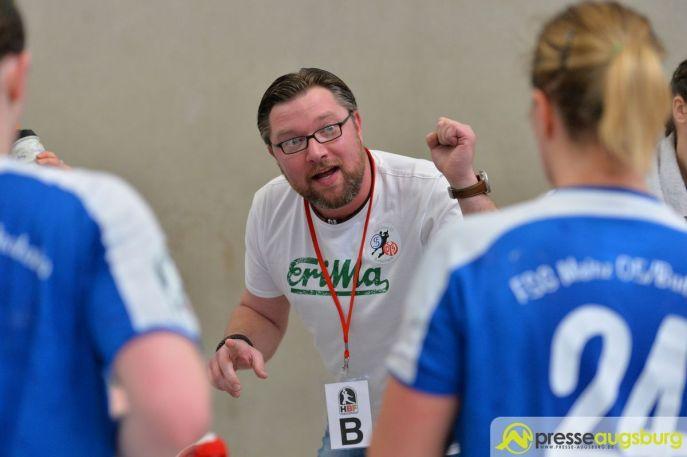 DSC_1277 Haunstetter Zweitliga-Handballerinnen verlieren auch gegen Mainz Bildergalerien Handball News News Sport FSG Mainz 05/Budenheim TSV Haunstetten Handball |Presse Augsburg