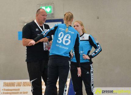 170408_TSVH_THI_010 Ein großer Wurf | TSV Haunstetten Handball sichert sich wichtige Punkte im Abstiegskampf Augsburg Stadt Handball News News Sport FSG Mainz 05/Budenheim TSV Haunstetten Handball |Presse Augsburg