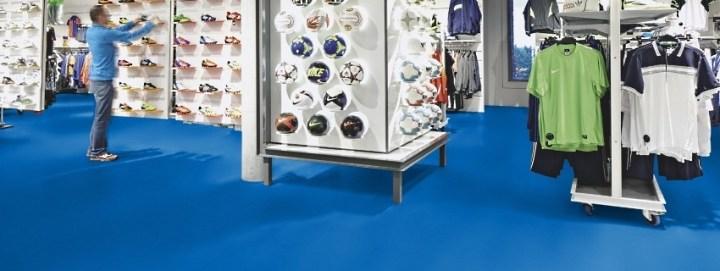 Vinylboden als Messe-PVC-Boden für Messebau und Events