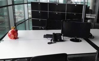 Büro von Dirk Kreuter