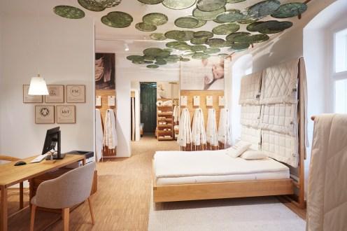 Gruene Erde-Store Linz Schlafwelt