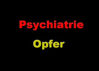 Psychiatrie-Opfer