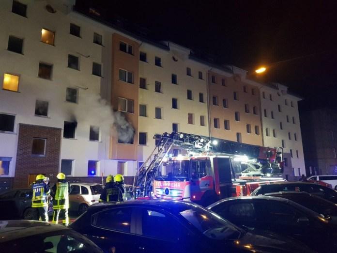Foto: Feuerwehr Frankfurt