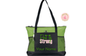 Pretty Strong Tote Bag