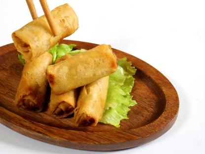 4-pieces Lumpiang Shanghai for P39.00