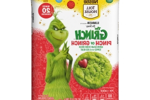 Dahoo Dore! Nestlé's Grinch-Inspired Christmas Cookies Just Made My Heart Grow Three Sizes