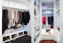 Как оборудовать гардеробную комнату
