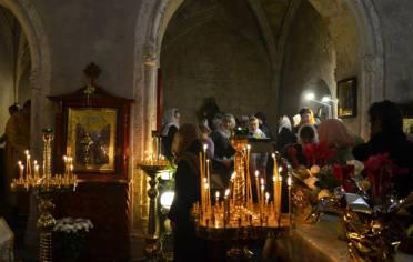 Chiesa Nostra Signora Speranza Cagliari - FEDELI