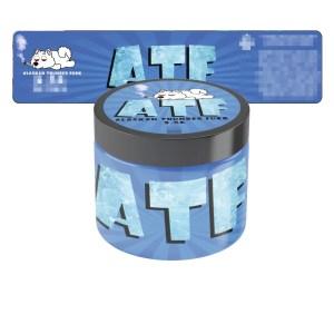 Alaskan Thunder 60ml Jar Label