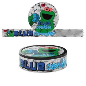 Blue Cookies Pressitin Labels