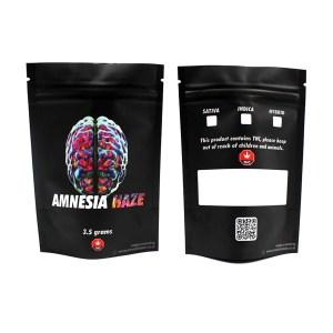 Amnesia Haze Mylar Bags