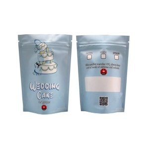Wedding Cake Type 2 Mylar Bags