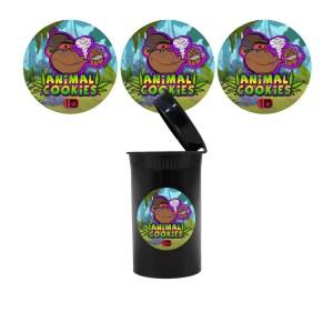 Animal Cookies T2 Slap Stickers