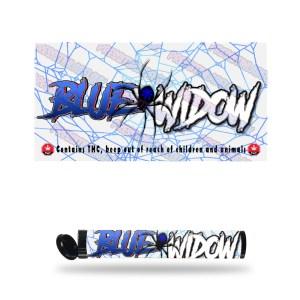 Blue Widow Pre Roll Labels