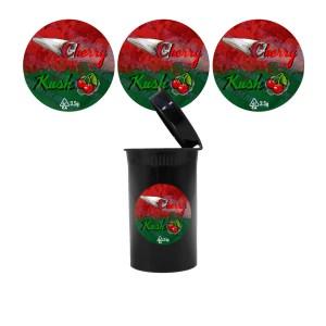 Cherry Kush Slap Stickers