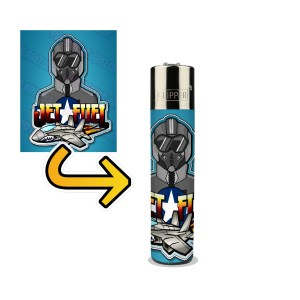 Jet Fuel Lighter Wraps