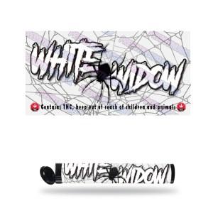 White Widow Pre Roll Labels