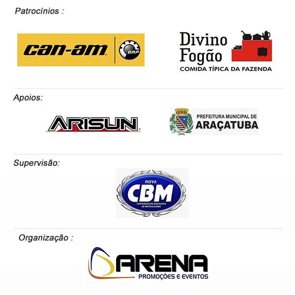 templete rally poeira 5 - Arena Eventos anuncia patrocínio da Arisun Pneus e as etapas do Rally Baja e o Cross Country