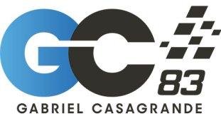 logo gc adesivo - Gabriel Casagrande é o melhor paranaense da Stock
