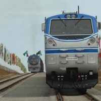 Nakhchivan-Mashhad train launched