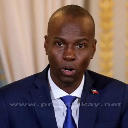 Nécrologie : L'archevêché de Port -au-Prince annonce une messe de requiem en mémoire de Jovenel Moïse