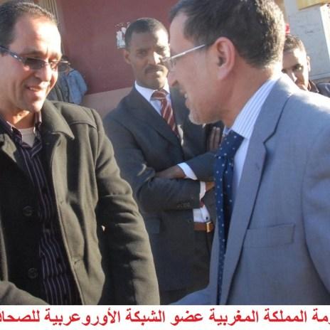 maroc presse ROI DU MAROC MOHAMMED V الشبكة الاوروعربية للصحافة و السياحة الملك محمد السادس المغرب (10)