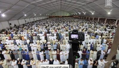 هاشتاغ #افتحوا_المساجد_للتراويح يجتاح فيسبوك رفضا لقرار منع إقامة صلاة التراويح!!