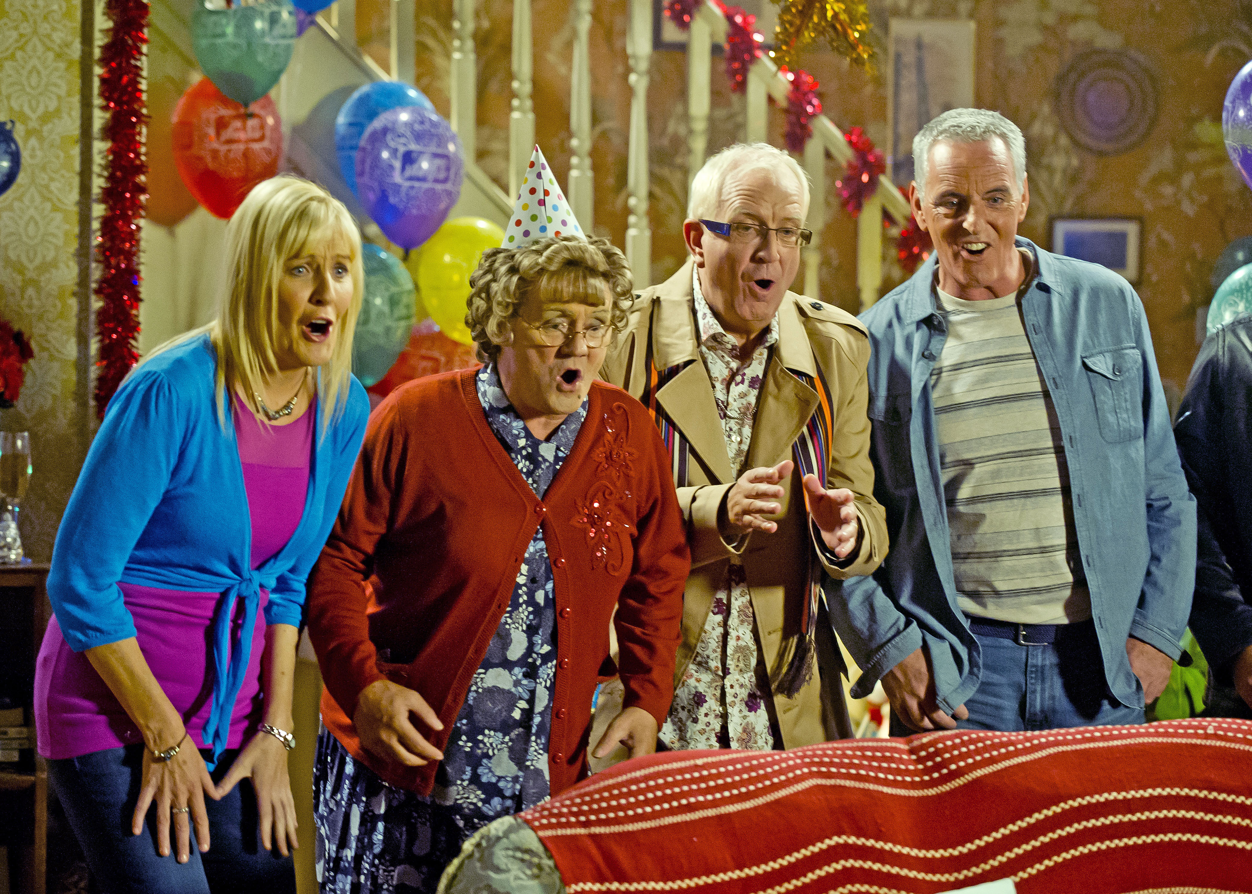 MRS BROWNS BOYS NEW YEAR SPECIAL RT Presspack