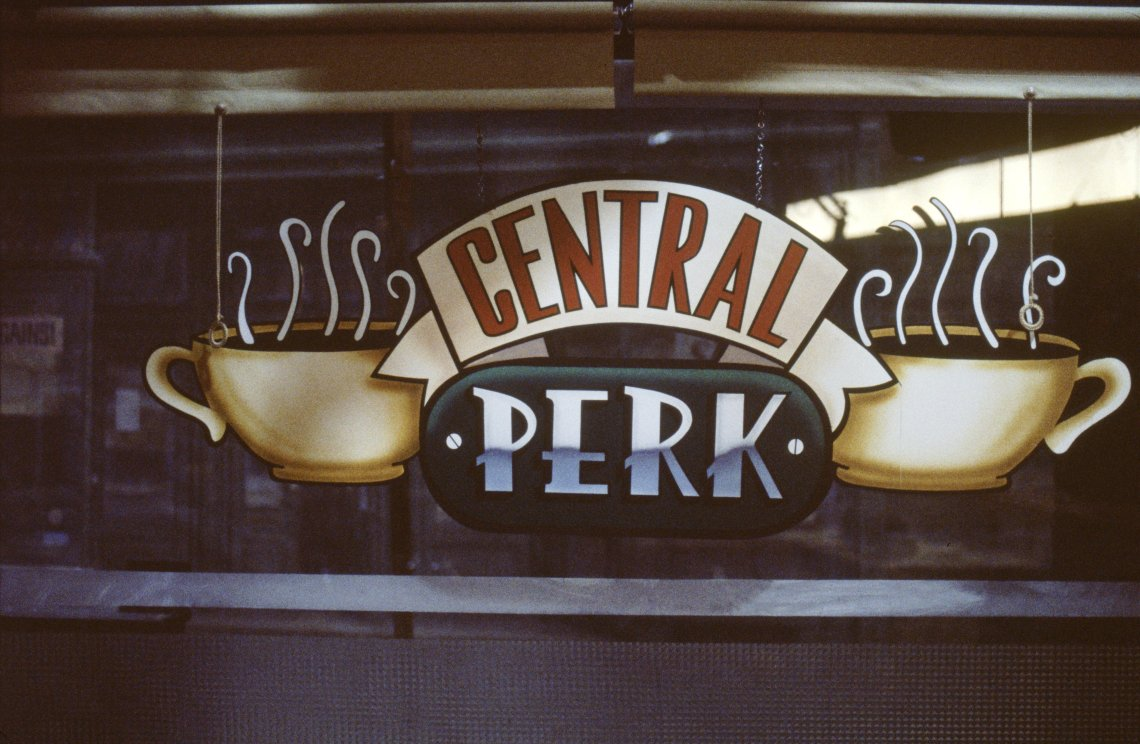 Image Result For What Was The Name Of The Coffee Shop In Friends